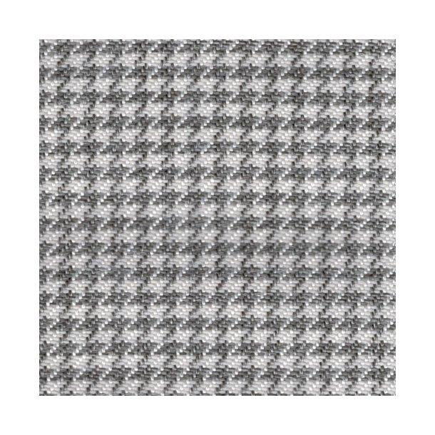 Møbelstof Pepita 07 grå